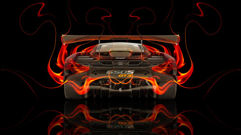 McLaren-650S-GT3-Back-Fire-Abstract-Car-2014-HD-Wallpapers-design-by-Tony-Kokhan-[www.el-tony.com]