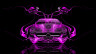 Mercedes-SLS-AMG-Open-Doors-Front-Pink-Fire-Abstract-Car-2014-HD-Wallpapers-design-by-Tony-Kokhan-[www.el-tony.com]