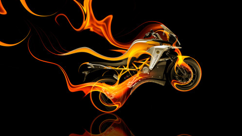 Moto-Rapitan-Side-Fire-Abstract-Bike-2014-HD-Wallpapers-design-by-Tony-Kokhan-[www.el-tony.com]