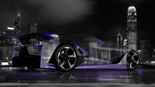 Nissan-GTR-2020-Concept-Crystal-City-Car-2014-Violet-Neon-HD-Wallpapers-design-by-Tony-Kokhan-[www.el-tony.com]
