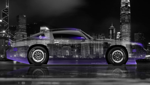 Pontiac-Firebird-Side-Crystal-City-Car-2014-Violet-Neon-HD-Wallpapers-design-by-Tony-Kokhan-[www.el-tony.com]