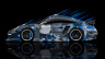 Porsche-911-GT2-Side-Anime-Aerography-Car-2014-Photoshop-Art-Blue-Colors-HD-Wallpapers-design-by-Tony-Kokhan-[www.el-tony.com]