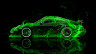 Porsche-911-GT2-Side-Green-Fire-Abstract-Car-2014-HD-Wallpapers-design-by-Tony-Kokhan-[www.el-tony.com]