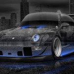 Porsche 911 Tuning Crystal City Car 2014