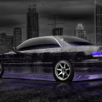 Toyota Mark2 JZX100 JDM Crystal City Car 2014