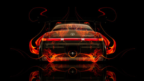 Toyota-Mark2-JZX90-JDM-Back-Fire-Abstract-Car-2014-HD-Wallpapers-design-by-Tony-Kokhan-[www.el-tony.com]