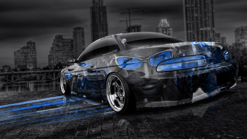 Toyota-Soarer-JDM-Anime-Aerography-City-Car-2014-Blue-Colors-Photoshop-HD-Wallpapers-design-by-Tony-Kokhan-[www.el-tony.com]
