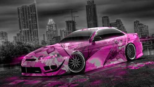 Toyota-Soarer-JDM-Anime-Aerography-Girl-City-Car-2014-Pink-Colors-HD-Wallpapers-design-by-Tony-Kokhan-[www.el-tony.com]