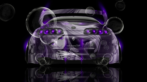 Toyota-Supra-JDM-Back-Anime-Girl-Aerography-Car-2014-Violet-Neon-HD-Wallpapers-design-by-Tony-Kokhan-[www.el-tony.com]