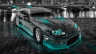 Toyota-Supra-JDM-Crystal-City-Car-2014-Side-Up-View-Azure-Neon-HD-Wallpapers-design-by-Tony-Kokhan-[www.el-tony.com]