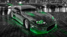 Toyota-Supra-JDM-Crystal-City-Car-2014-Side-Up-View-Green-Neon-HD-Wallpapers-design-by-Tony-Kokhan-[www.el-tony.com]