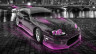 Toyota-Supra-JDM-Crystal-City-Car-2014-Side-Up-View-Pink-Neon-HD-Wallpapers-design-by-Tony-Kokhan-[www.el-tony.com]