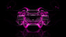 Audi-R8-BackUp-Pink-Fire-Abstract-Car-2014-HD-Wallpapers-design-by-Tony-Kokhan-[www.el-tony.com]