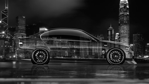 BMW-E46-Side-Crystal-City-Car-2014-Photoshop-HD-Wallpapers-design-by-Tony-Kokhan-[www.el-tony.com]
