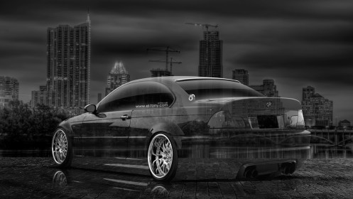 BMW-M3-E46-Crystal-City-Car-2014-Photoshop-HD-Wallpapers-design-by-Tony-Kokhan-[www.el-tony.com]