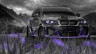 BMW-X5-Tuning-Crystal-Nature-Car-2014-Violet-Neon-Photoshop-HD-Wallpapers-design-by-Tony-Kokhan-[www.el-tony.com]