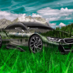 BMW i8 Crystal Nature Car 2014