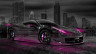 Ferrari-458-Italia-Crystal-City-Car-2014-Pink-Neon-HD-Wallpapers-design-by-Tony-Kokhan-[www.el-tony.com]