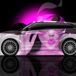 Land Rover Evoque Glamour Girl Aerography Car 2014
