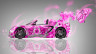 Lotus-Elise-Side-Fantasy-Flowers-Butterfly-Car-2014-Pink-Colors-HD-Wallpapers-design-by-Tony-Kokhan-[www.el-tony.com]