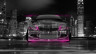 Mitsubishi-Lancer-Evolution-JDM-Front-Crystal-City-Car-2014-Pink-Neon-HD-Wallpapers-design-by-Tony-Kokhan-[www.el-tony.com]