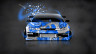 Nissan-Silvia-S14-JDM-Front-Domo-Kun-Toy-Car-2014-Art-Blue-Colors-HD-Wallpapers-design-by-Tony-Kokhan-[www.el-tony.com]