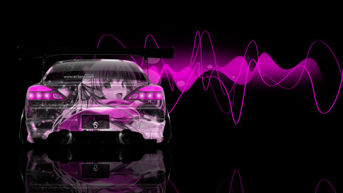 Nissan-Silvia-S15-JDM-Back-Anime-Girl-Aerography-Car-2014-Pink-Colors-HD-Wallpapers-design-by-Tony-Kokhan-[www.el-tony.com]