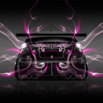 Toyota Altezza JDM Back Smoke Car 2014