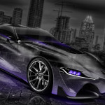 Toyota FT-1 Crystal City Car 2014