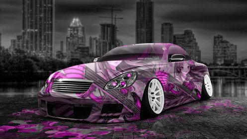 Toyota-Soarer-JDM-Anime-Girl-Aerography-Car-2014-Photoshop-Pink-Colors-HD-Wallpapers-design-by-Tony-Kokhan-[www.el-tony.com]