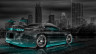 Toyota-Supra-JDM-Crystal-City-Car-2014-Azure-Neon-HD-Wallpapers-design-by-Tony-Kokhan-[www.el-tony.com]