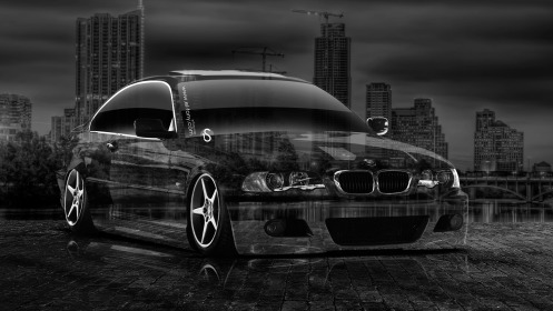 BMW-M3-Crystal-City-Car-2014-Photoshop-HD-Wallpapers-design-by-Tony-Kokhan-[www.el-tony.com]