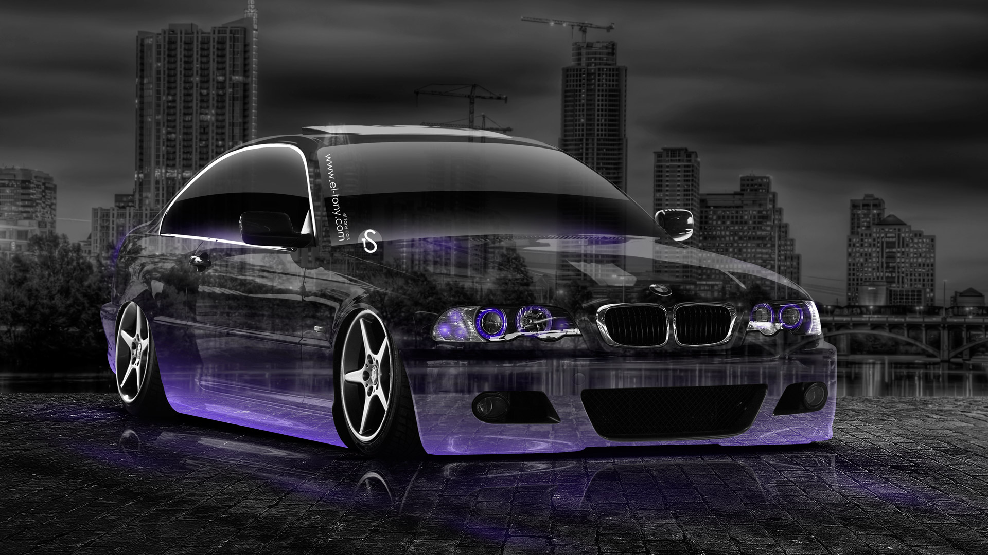 Exceptional ... BMW M3 Crystal City Car 2014
