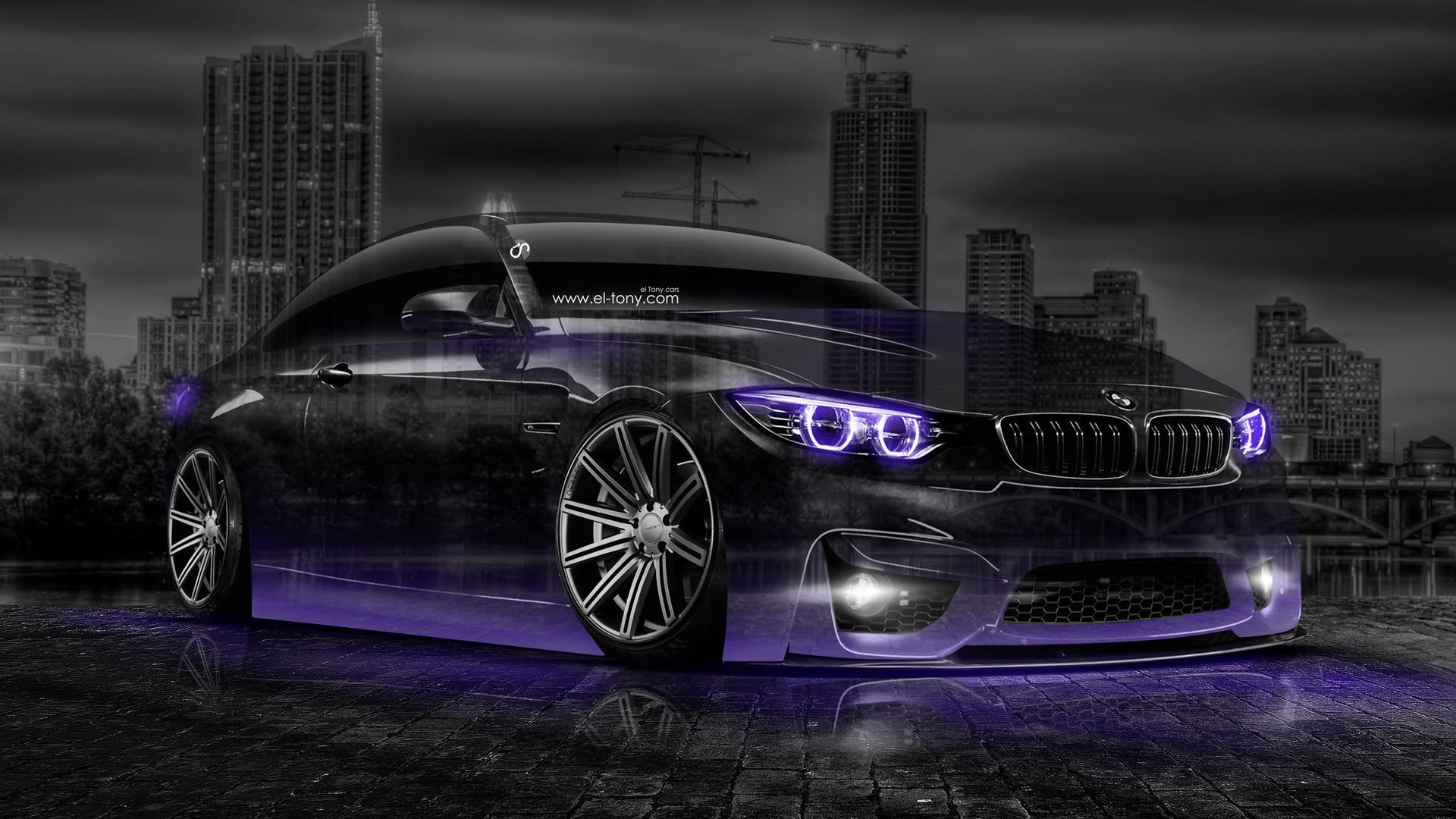 BMW M4 Crystal City Car 2014 ... Design