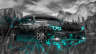 BMW-M4-Crystal-Nature-Car-2014-Azure-Neon-Effects-Photoshop-HD-Wallpapers-design-by-Tony-Kokhan-[www.el-tony.com]