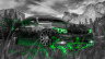 BMW-M4-Crystal-Nature-Car-2014-Green-Neon-Effects-Photoshop-HD-Wallpapers-design-by-Tony-Kokhan-[www.el-tony.com]