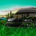 BMW M5 E39 Crystal Nature Car 2014