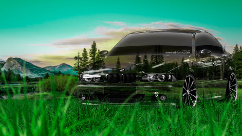 BMW-M5-E39-Crystal-Nature-Car-2014-Photoshop-HD-Wallpapers-design-by-Tony-Kokhan-[www.el-tony.com]