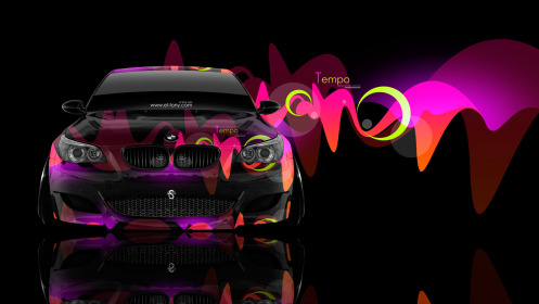 BMW-M5-Front-Abstract-Aerography-Car-2014-Multicolors-HD-Wallpapers-design-by-Tony-Kokhan-[www.el-tony.com]