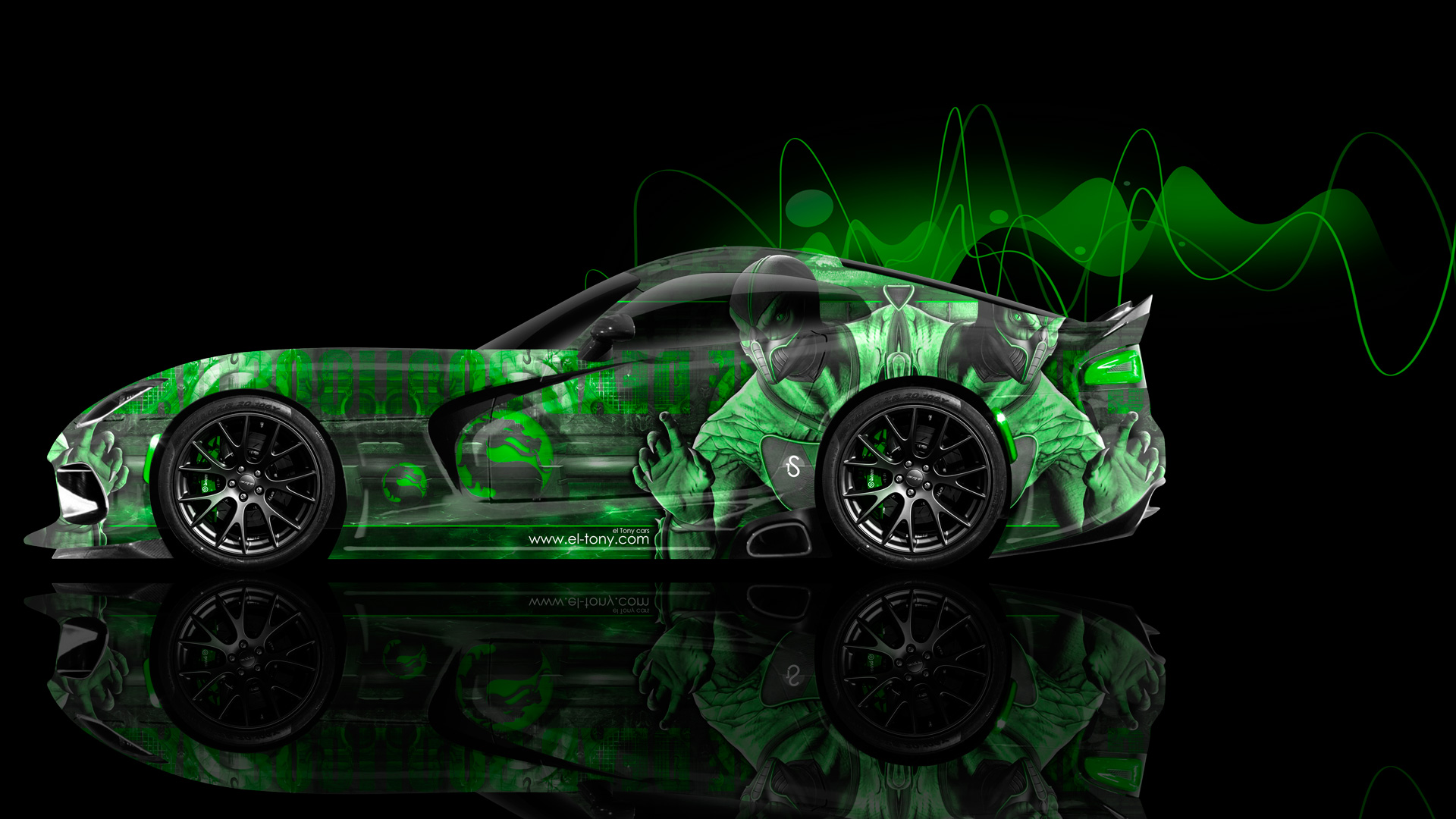 Dodge Viper Wallpapers - impremedia net