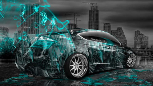 Honda-Accord-Coupe-JDM-Anime-Aerography-City-Car-2014-Azure-Neon-Effects-HD-Wallpapers-design-by-Tony-Kokhan-[www.el-tony.com]