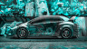 Honda-Civic-Type-R-JDM-Side-Crystal-Graffiti-Car-2014-Azure-Colors-HD-Wallpapers-design-by-Tony-Kokhan-[www.el-tony.com]