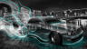 Nissan-Cedric-JDM-Crystal-City-Smoke-Drift-Car-2014-Azure-Neon-HD-Wallpapers-design-by-Tony-Kokhan-[www.el-tony.com]
