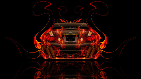 Nissan-Fuga-JDM-Tuning-Back-Fire-Abstract-Car-2014-HD-Wallpapers-design-by-Tony-Kokhan-[www.el-tony.com]
