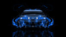 Nissan-Silvia-S14-JDM-Back-Blue-Fire-Abstract-Car-2014-Art-Photoshop-HD-Wallpapers-design-by-Tony-Kokhan-[www.el-tony.com]