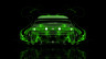 Nissan-Silvia-S14-JDM-Back-Green-Fire-Abstract-Car-2014-Art-Photoshop-HD-Wallpapers-design-by-Tony-Kokhan-[www.el-tony.com]
