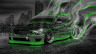 Toyota-Altezza-JDM-Crystal-City-Smoke-Drift-Car-2014-Green-Neon-HD-Wallpapers-design-by-Tony-Kokhan-[www.el-tony.com]