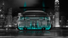 Toyota-Aristo-JDM-Back-Crystal-City-Car-2014-Azure-Neon-HD-Wallpapers-design-by-Tony-Kokhan-[www.el-tony.com]