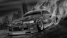 Toyota-Chaser-JZX100-Crystal-City-Smoke-Drift-Car-2014-Photoshop-HD-Wallpapers-design-by-Tony-Kokhan-[www.el-tony.com]