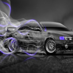 Toyota Chaser JZX100 JDM Crystal City Drift Smoke Car 2014